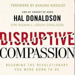 audiobook cover of Disruptive Compassion by Hal Donaldson