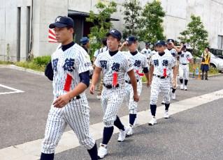 第88回選抜高校野球:明徳義塾「青雲寮」 互いに …
