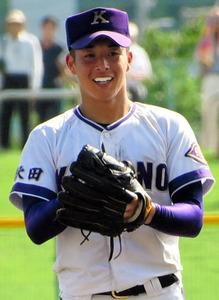 吉田輝星の歯が白いのはマウスピース!紫やピンクのものや他の選手も調査!