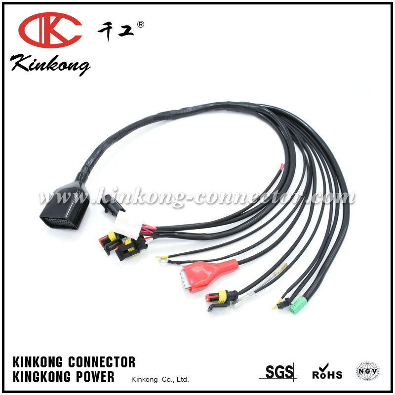 automotive wire harness material