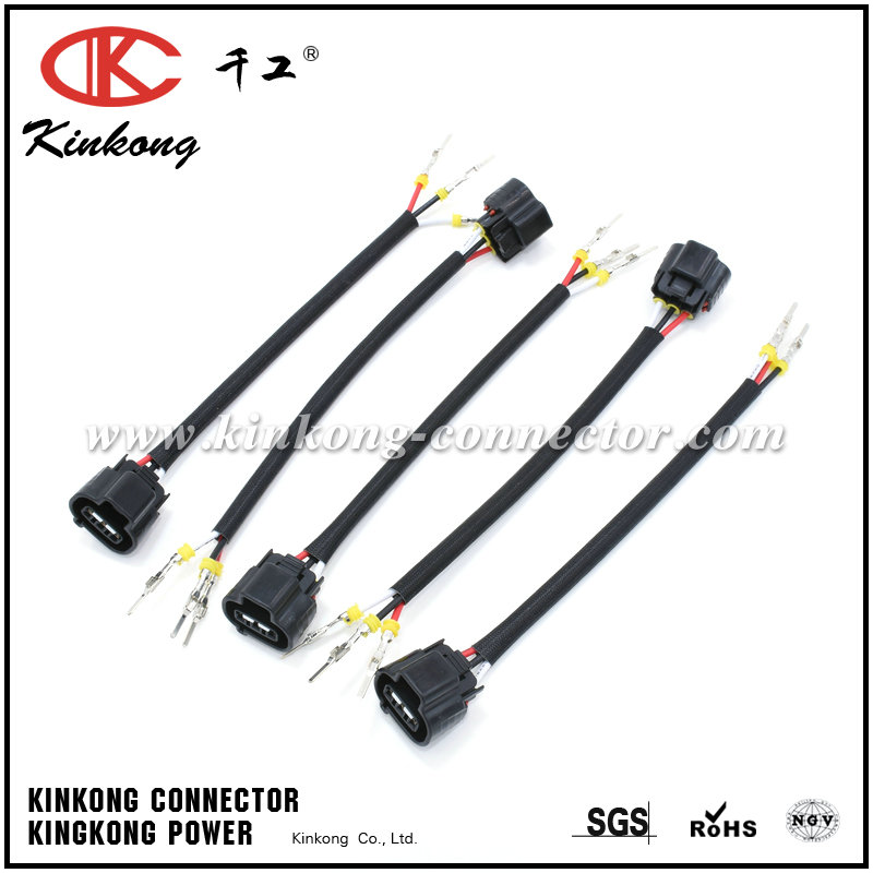 Automotive wire harness assembly/Kinkong customized cable