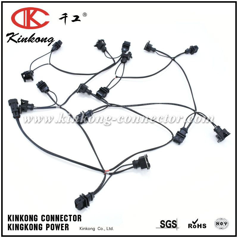 kinkong high quality BMW waterproof wire harness