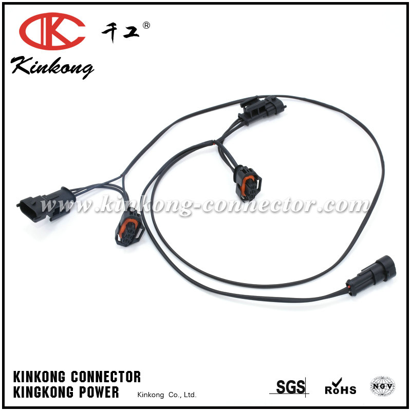 Kinkong high performance waterproof Ducati wire harness