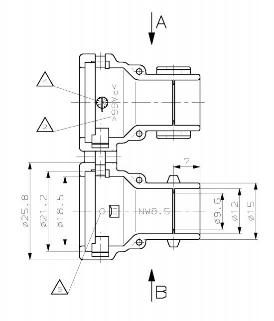 TE Connectivity AMP Connectors 965785-1