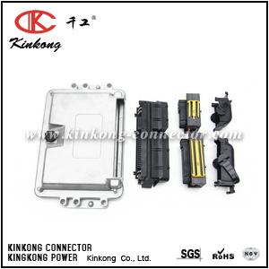 121 pin super sealed auto car engine control unit case for
