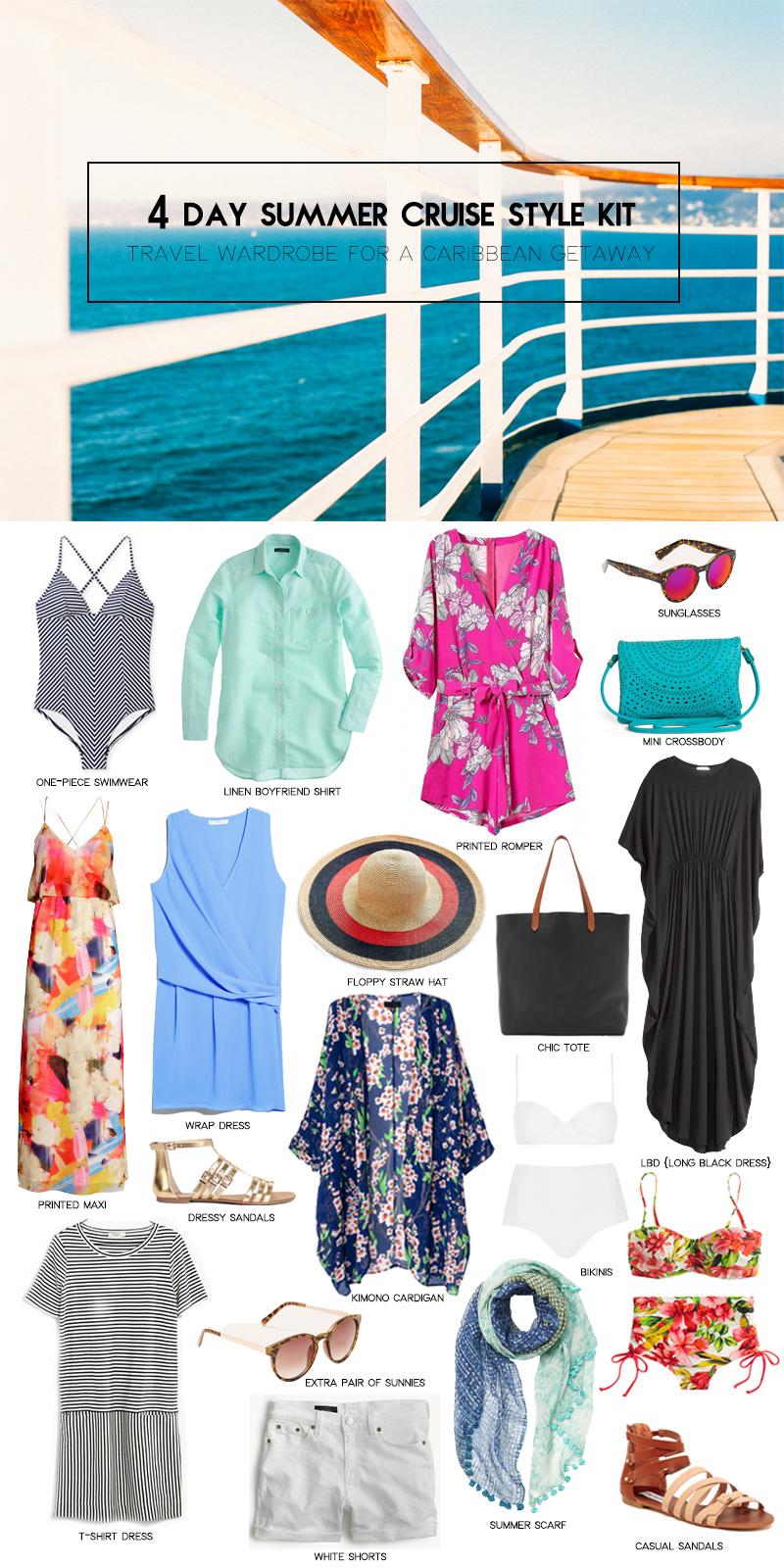 summer cruise style