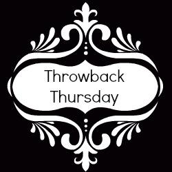#tbt Throwback Thursday #1