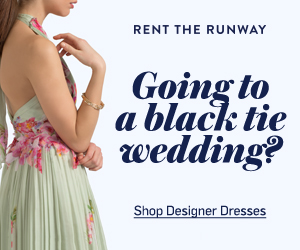 Add Color to Your Next Black Tie Event with Rent the Runway