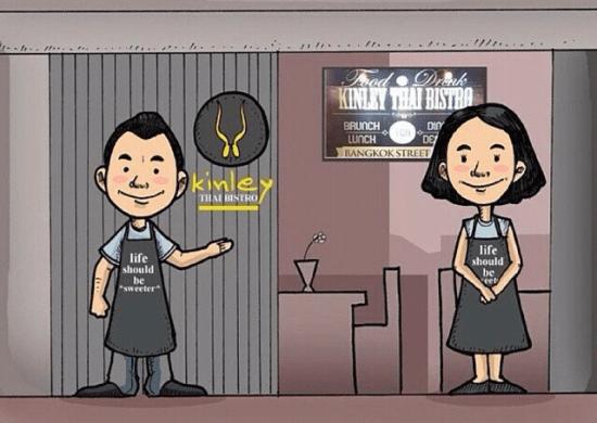 Kinley thai bistro