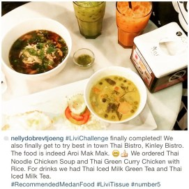 """The Best in Town"" @nellydobrevtjoeng Thank you so much for the review Aroi Mak Mak and kind tags"