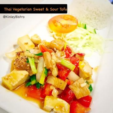 Thai Vegetarian sweet-sour