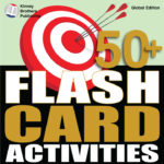 Kinney Brothers Publishing 50 Plus Flash Card Activities