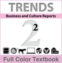 Trends, Book 2- Kinney Brothers Publishing