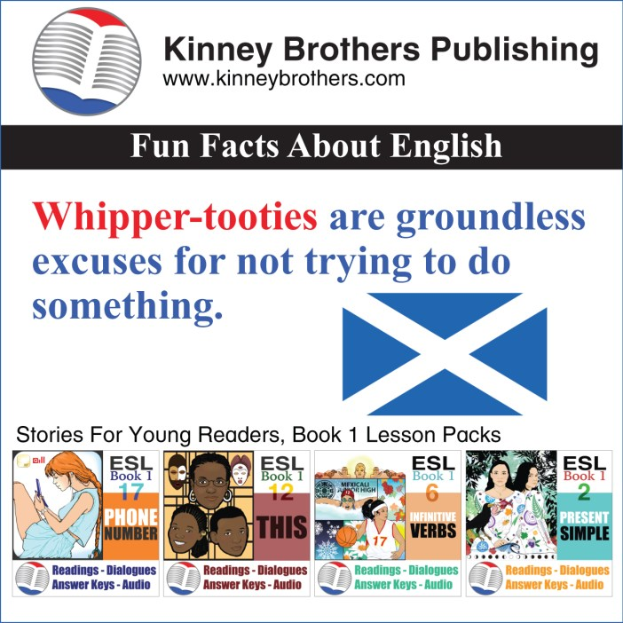 Fun Facts About English 64 Kinney Brothers Publishing