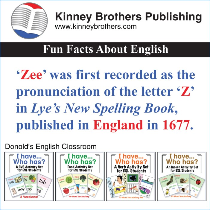 Kinney Brothers Publishing Zee
