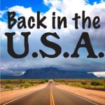 Back in the U.S.A. Kinney Brothers Publishing