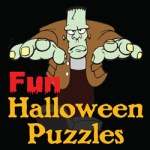 Halloween Puzzles Kinney Brothers Publishing