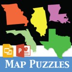 Map Puzzles Kinney Brothers Publishing