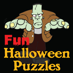 Kinney Brothers Publishing Halloween Puzzles