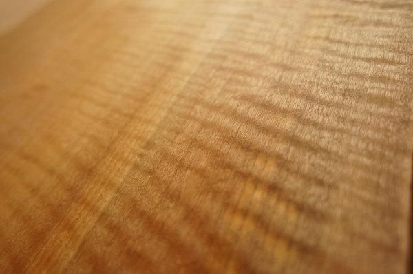 タブの木の縮杢