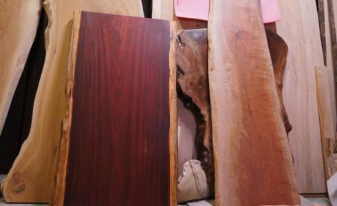 天然木一枚板家具天板
