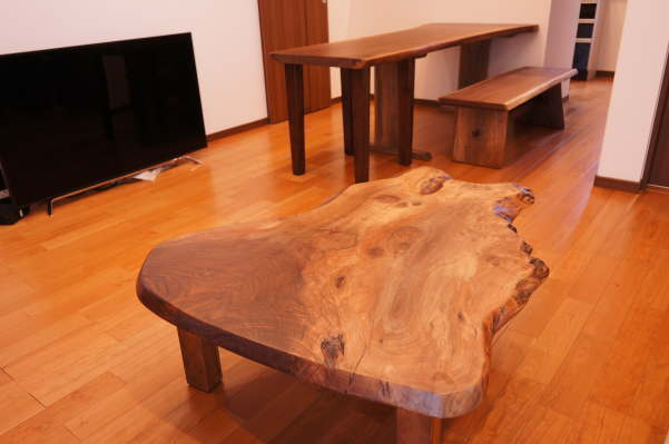 無垢一枚板家具