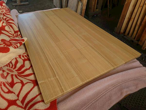 タモの木無垢板