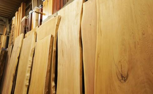 天然木在庫