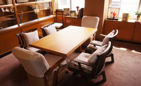 会議室テーブル