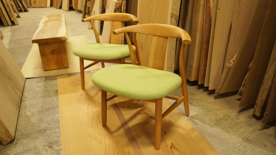 総無垢椅子