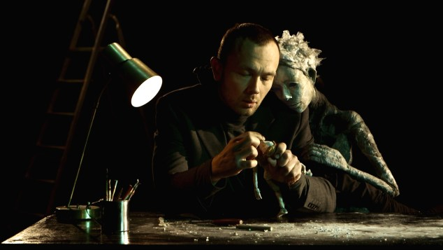 Puppetmaster_man and puppet 300 dpi