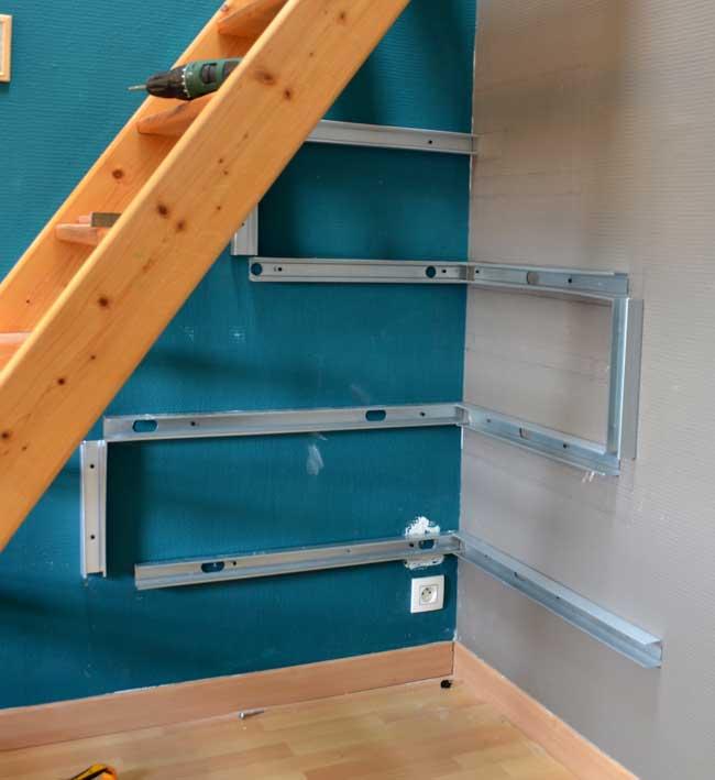 fabriquer des etageres design