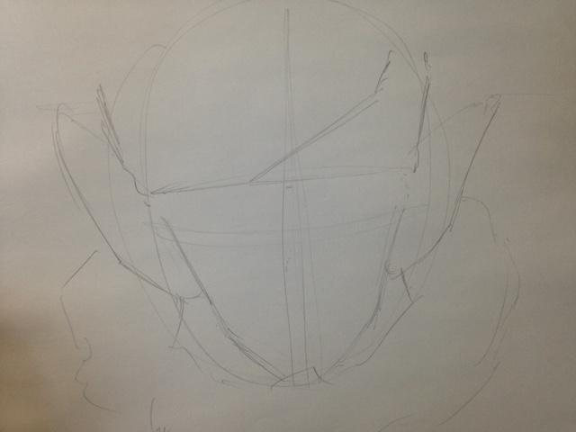 ドラゴンボールの描き方
