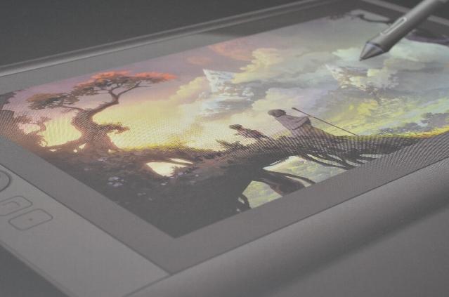 wacom 液晶タブレットCintiq13HD01