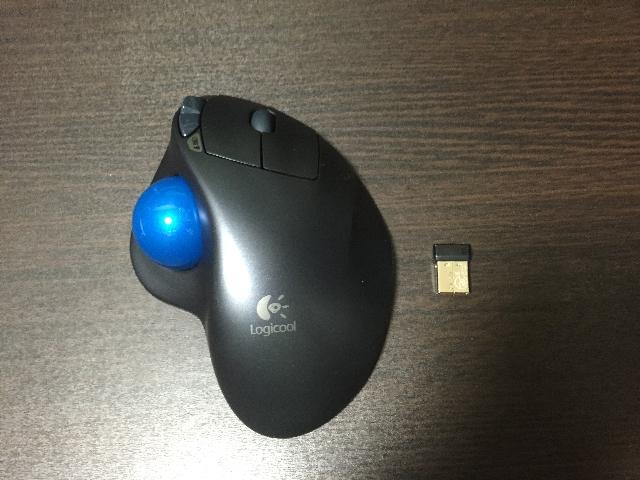 m570tトラックボールマウス