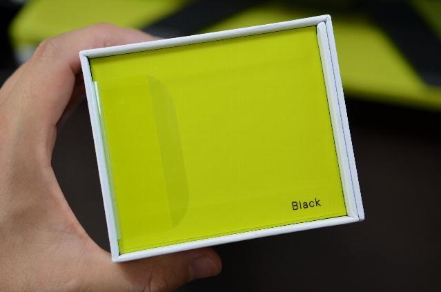 オリジナルLEDデスクライトの色