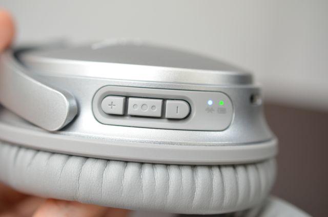 Bose quietcomfort35マルチファンクションボタン