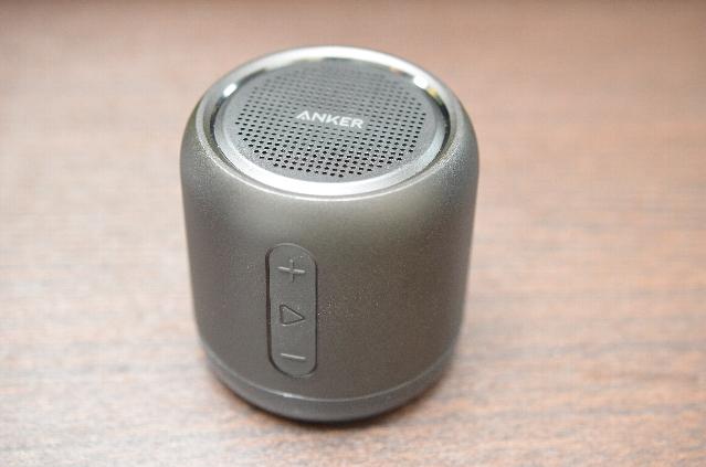 SoundCore mini コンパクトのボディ