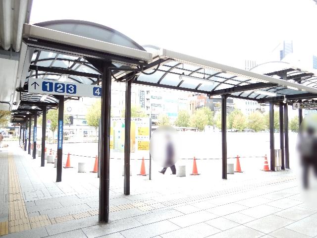 JRハイウェイバス名古屋