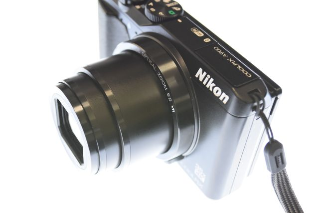 COOLPIX A900の光学ズーム