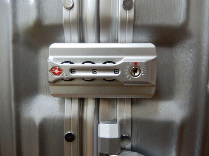 TSAロック方式