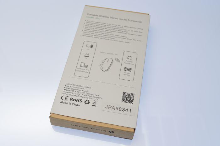 AUKEY Bluetooth トランスミッター