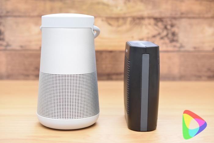 Bose SoundLink Revolve+とサウンドカラー比較