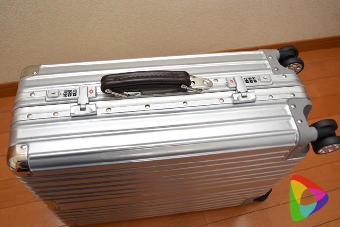 クローススーツケース