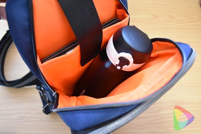 エコバッグ、メンズボデイバッグ(200-BAG128NV)