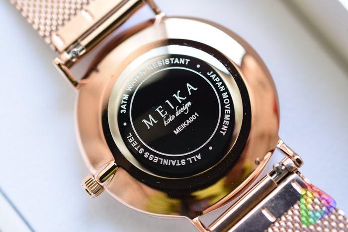 メイカのレディース腕時計