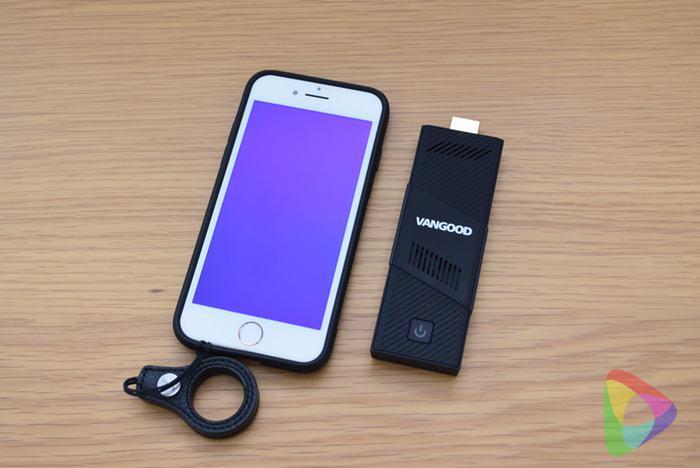 VANGOOD VG-MN9大きさ比較