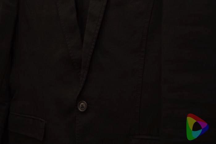 リネット仕上がり後:ジャケット / スーツ上