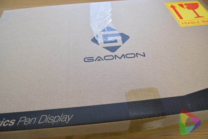 GAOMON 15.6インチIPS液晶ペンタブ(PD1560)
