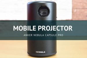 Anker Nebula Capsule Pro